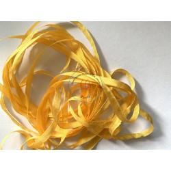 """Ruban de soie 544  4 mm qualité française  """"au ver à soie"""""""