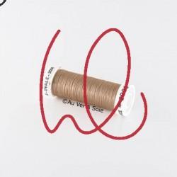 bobine de soie ovale