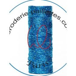 laine d'Aubusson 133 bleu vert