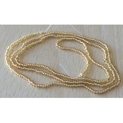perles or 12/o
