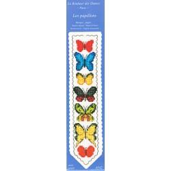"Kit marque pages ""Les Papillons"""
