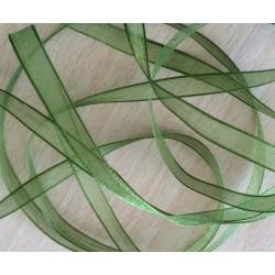 ruban mousseline vert 299 légère et translucide