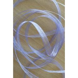 ruban mousseline lila 321 légère et translucide