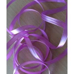 joli ruban satin couleur lilas 999