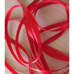 ruban satin rouge 8001