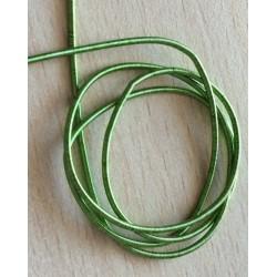 Cannetille vert 42: ressort métallique