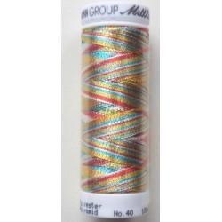 Fil métallique multicolore 2004