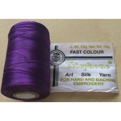 bobine rayonne 42 violet