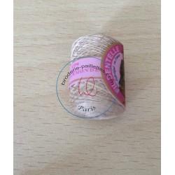 cocon de Calais pour dentelle 6100 blanc