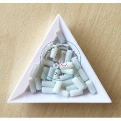 tubes en porcelaine
