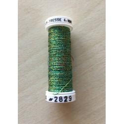 fil métallisé
