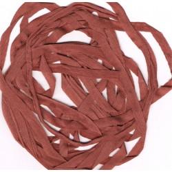 Ruban de soie 4613  4 mm qualité française au ver à soie